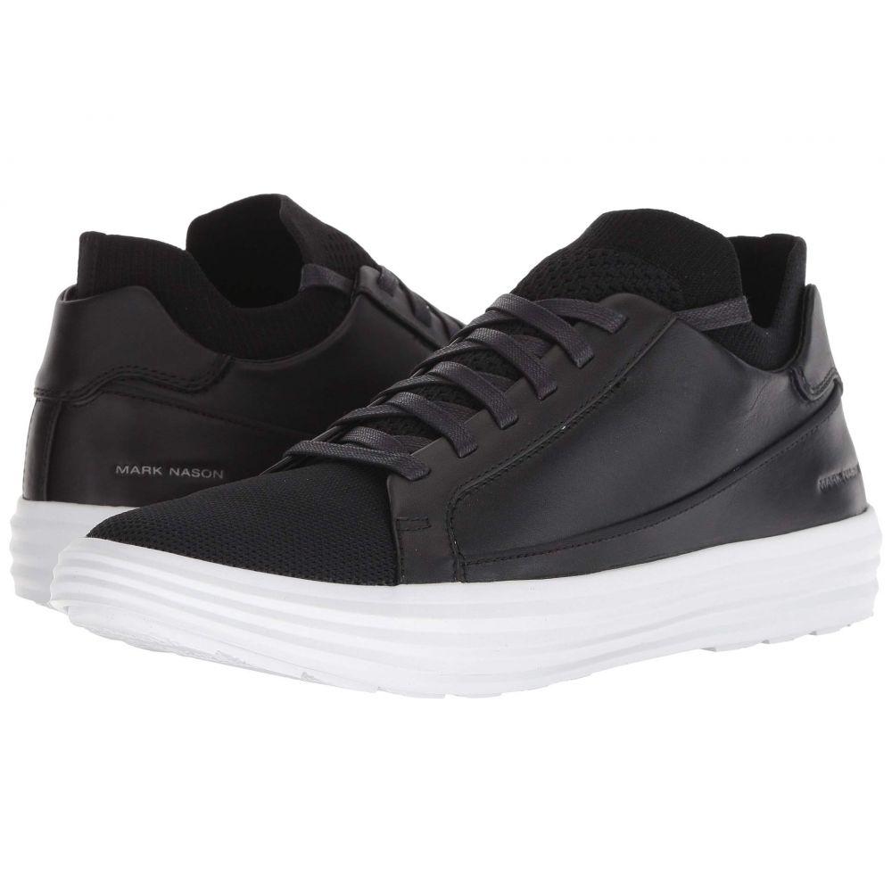 マークネイソン Mark Nason メンズ スニーカー シューズ・靴【Shogun】Black/White