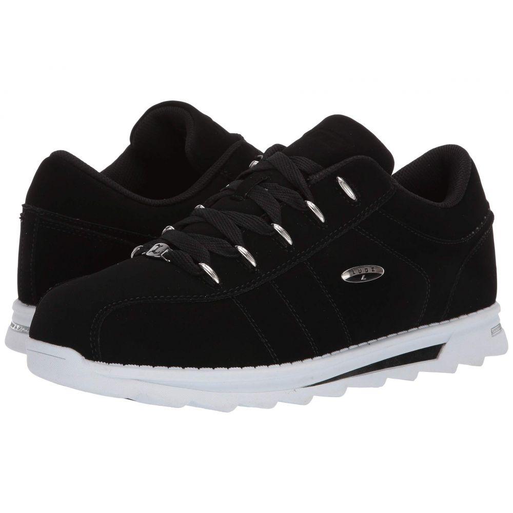 ラグズ Lugz メンズ スニーカー シューズ・靴【Charger II】Black/White