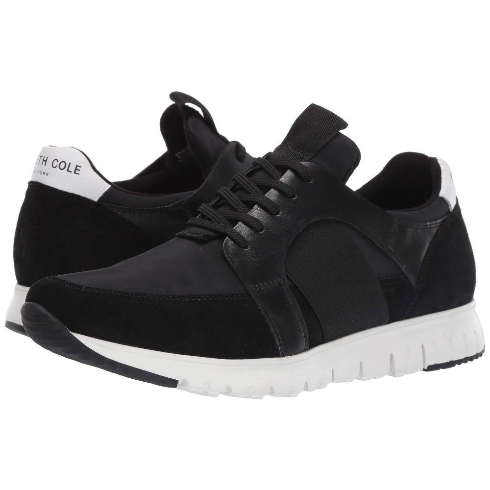 ケネス コール Kenneth Cole New York メンズ スニーカー シューズ・靴【Bailey Jogger B】Black