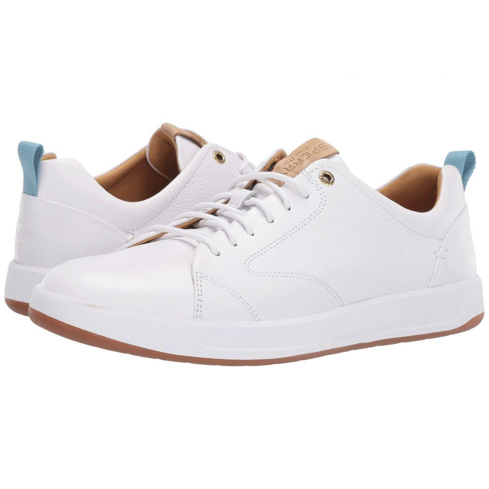 スペリー Sperry メンズ スニーカー シューズ・靴【Gold Cup Richfield LTT】White