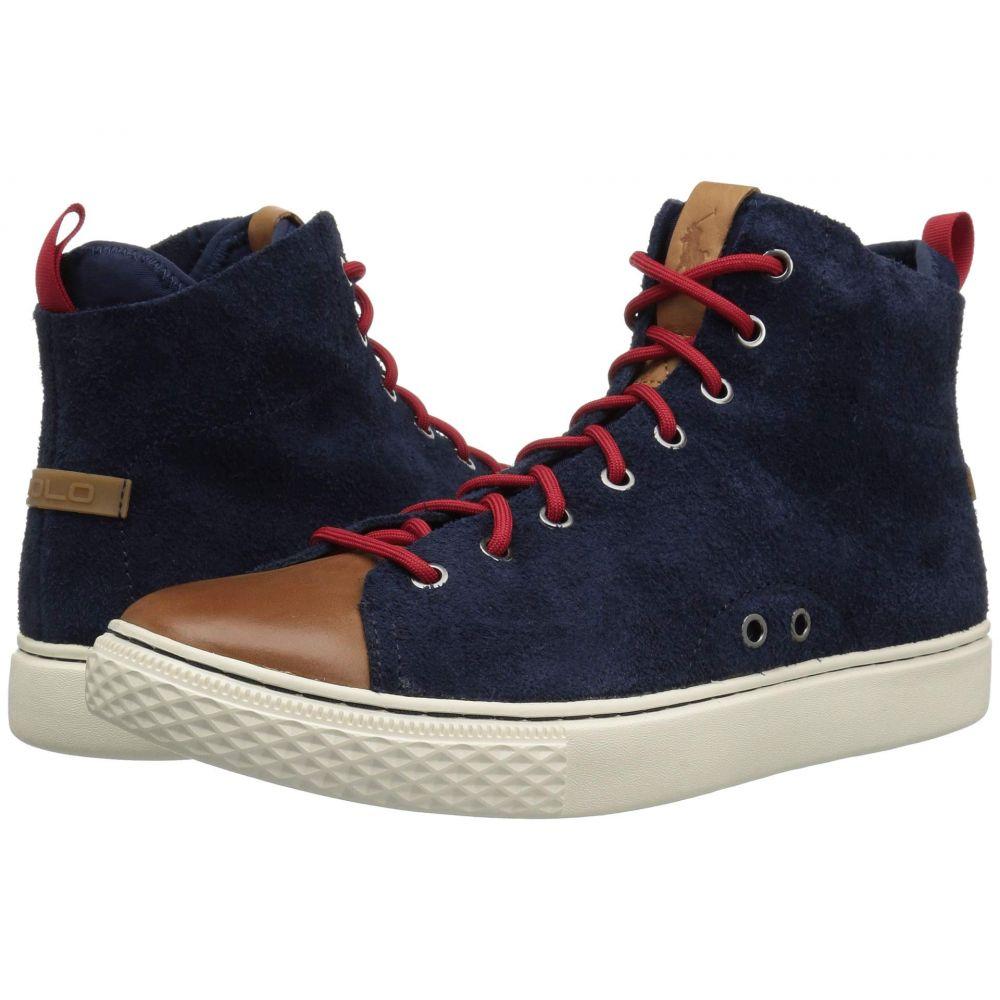 ラルフ ローレン Polo Ralph Lauren メンズ スニーカー シューズ・靴【Delaney】Newport Navy