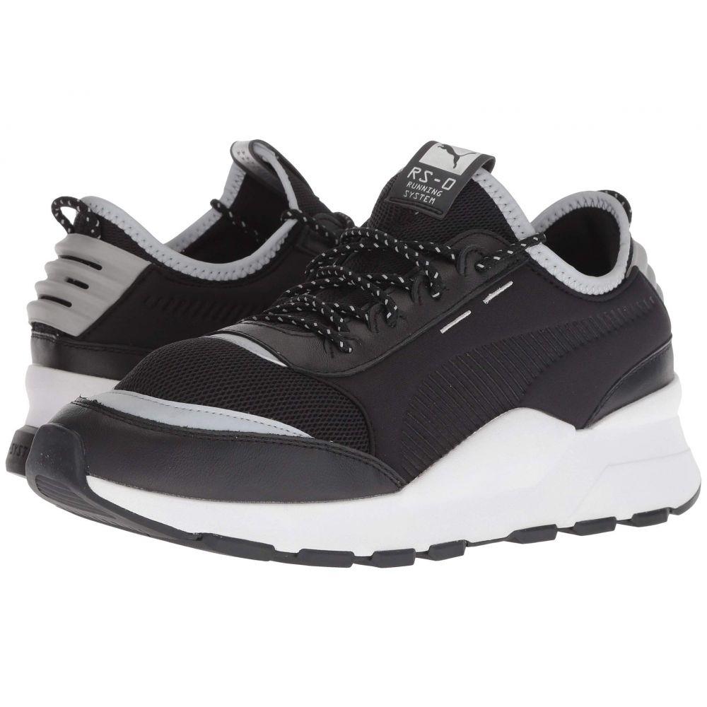 プーマ PUMA メンズ スニーカー シューズ・靴【RS-0 Optic Pop】Puma Black/Puma Silver