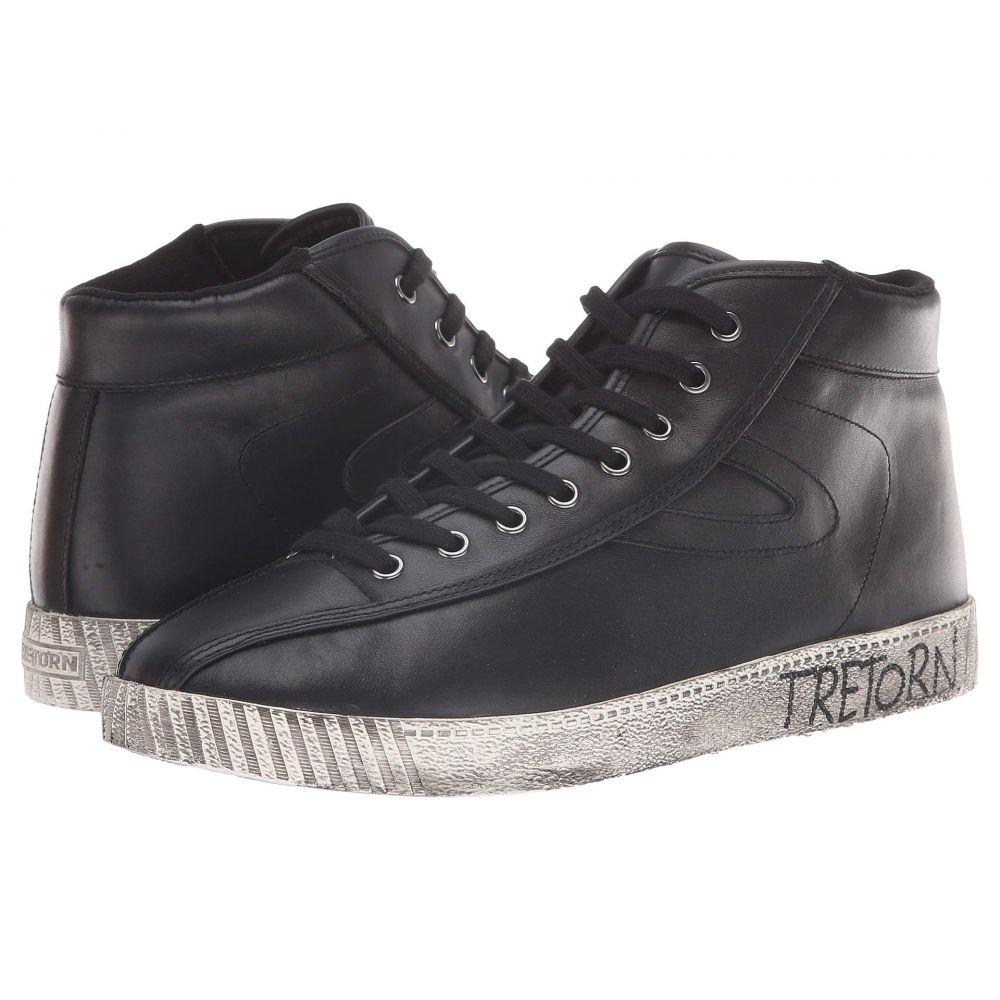 トレトン Tretorn メンズ スニーカー シューズ・靴【Nylite Hi 22】Black