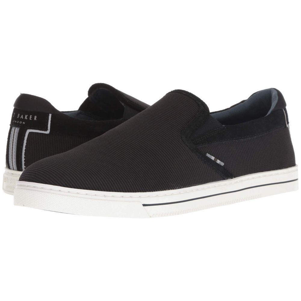 テッドベーカー Ted Baker メンズ スニーカー シューズ・靴【Surlif】Black