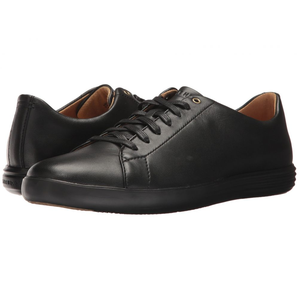 コールハーン Cole Haan メンズ スニーカー シューズ・靴【Grand Crosscourt II】Black Leather/Black