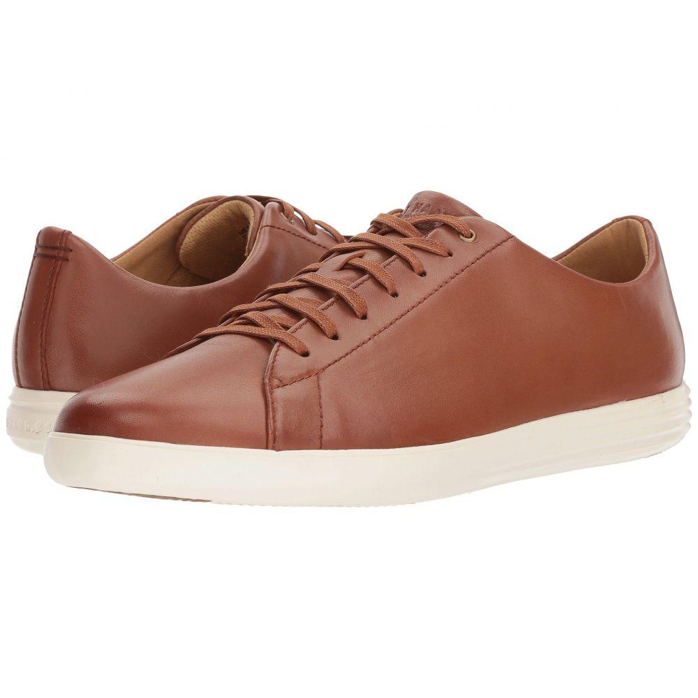 コールハーン Cole Haan メンズ スニーカー シューズ・靴【Grand Crosscourt II】Tan Leather Burnish