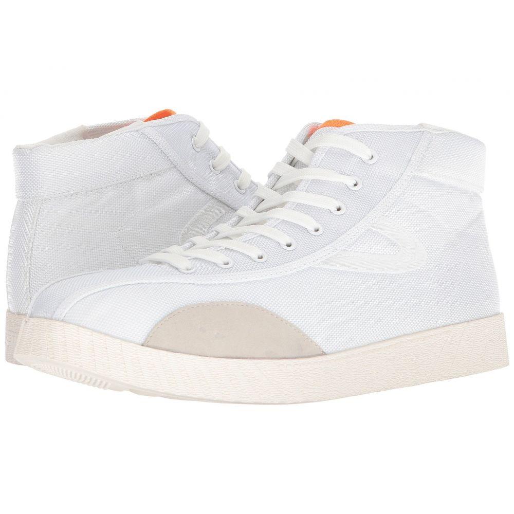 トレトン Tretorn メンズ スニーカー シューズ・靴【Nylitehixab3】White/White