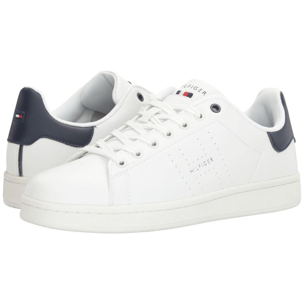 トミー ヒルフィガー Tommy Hilfiger メンズ スニーカー シューズ・靴【Liston】White