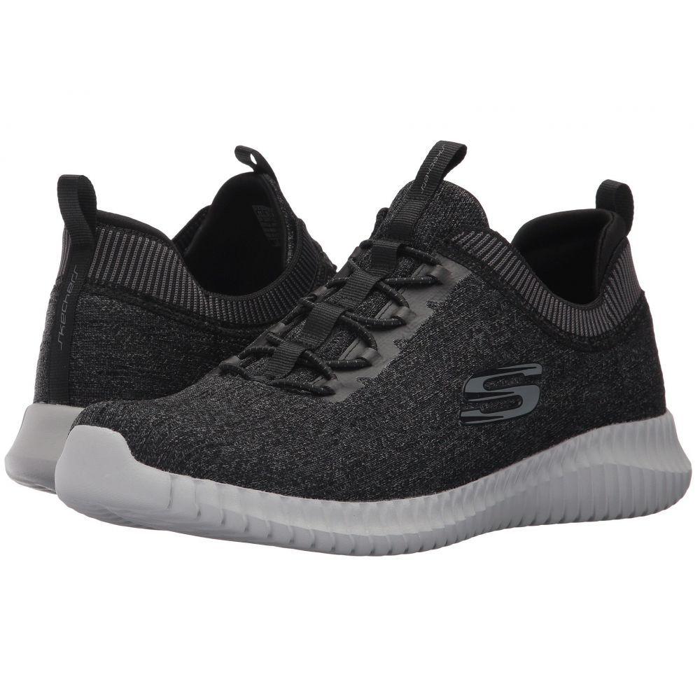 スケッチャーズ SKECHERS メンズ スニーカー シューズ・靴【Elite Flex Hartnell】Black/Gray
