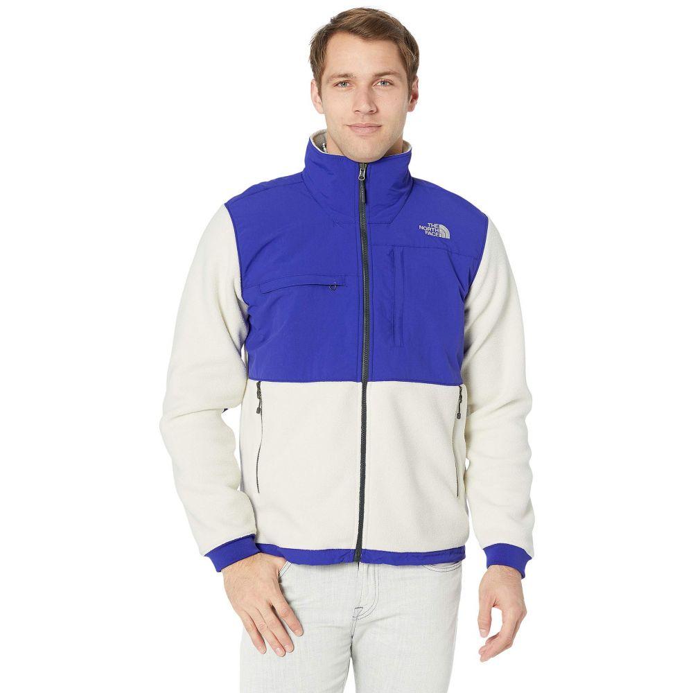 ザ ノースフェイス The North Face メンズ ジャケット アウター【Denali 2 Jacket】Vintage White/Aztec Blue