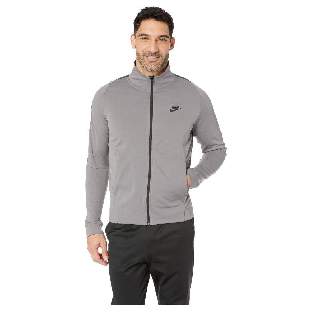 ナイキ Nike メンズ ジャケット アウター【Sportswear N98 Jacket】Gunsmoke/Black/Black