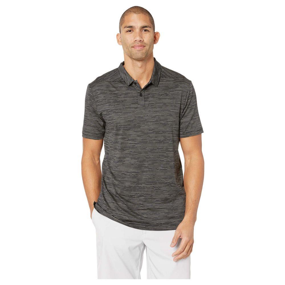 ナイキ Nike Golf メンズ ポロシャツ トップス【Dry Polo Stripe】Black/Black