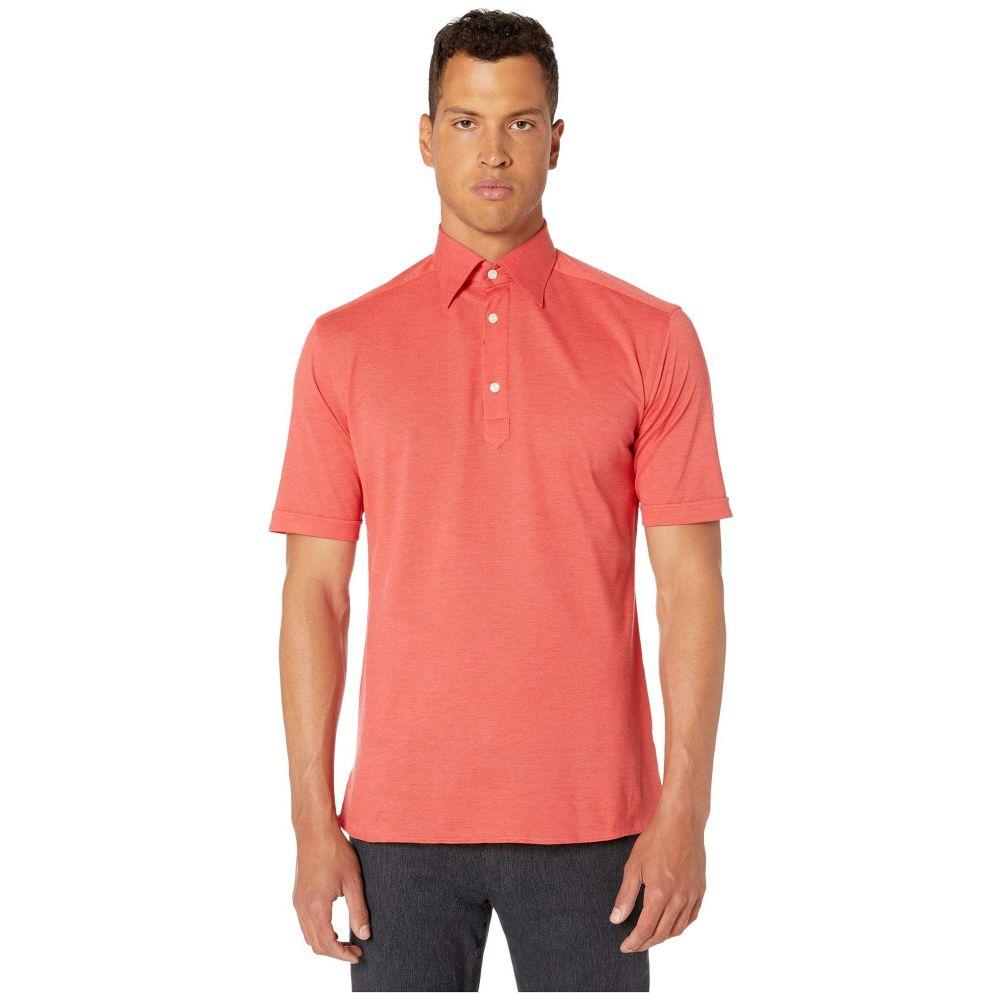 イートン Eton メンズ ポロシャツ トップス【Classic Polo】Red
