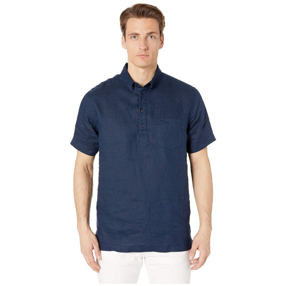 オニア onia メンズ シャツ トップス【Josh Pullover Shirt】Deep Navy