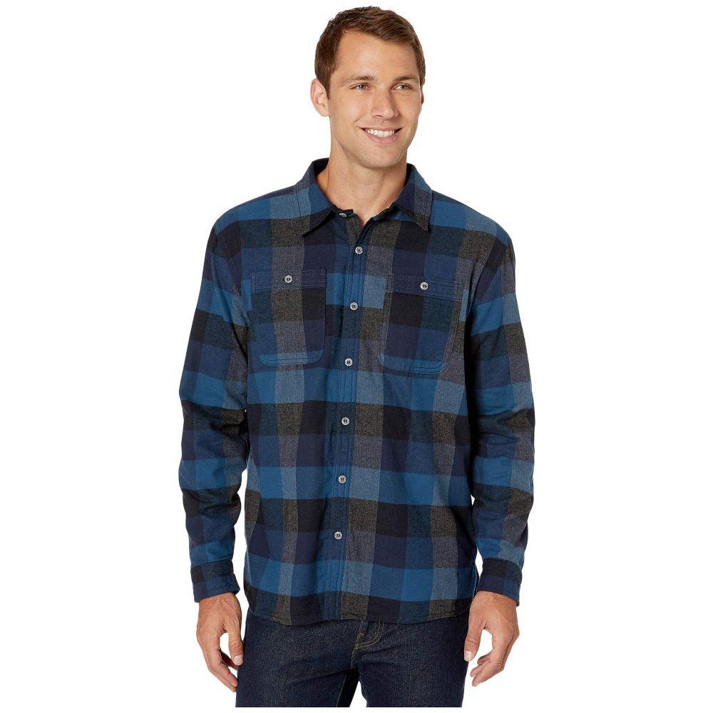 フリーカントリー Free Country メンズ シャツ フランネルシャツ トップス【Flannel Shirt】Dark Navy