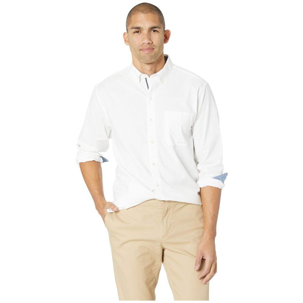 トミー バハマ Tommy Bahama メンズ シャツ トップス【Oxford Isles Shirt】White