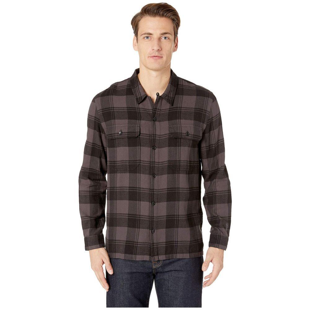 ボールドウィン BLDWN メンズ シャツ トップス【Genoa Shirt】Black