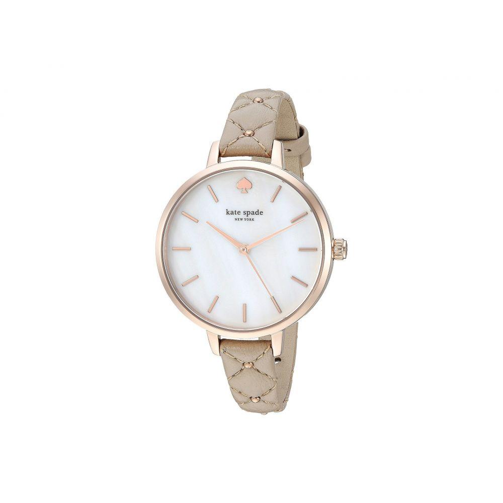 ケイト スペード Kate Spade New York レディース 腕時計 【Metro - KSW1470】Gray