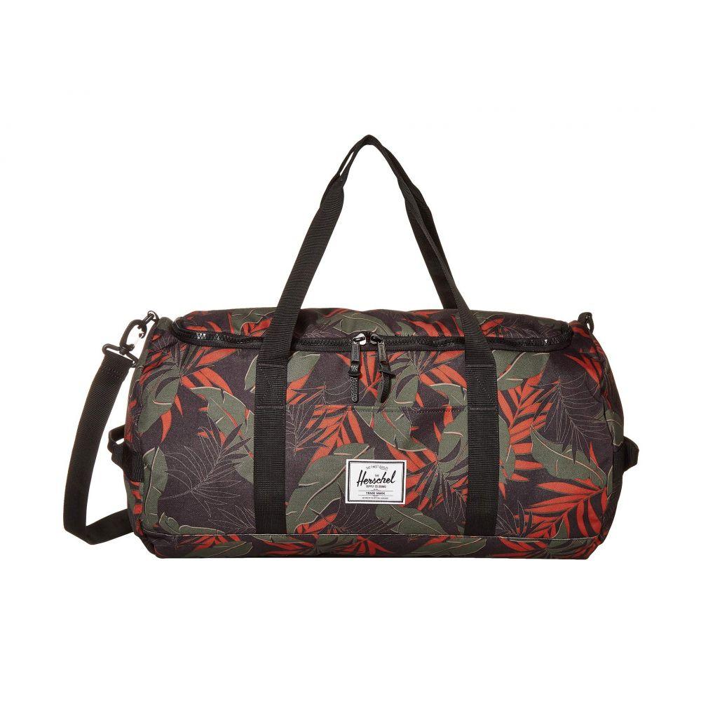 ハーシェル サプライ Herschel Supply Co. ユニセックス ボストンバッグ・ダッフルバッグ バッグ【Sutton】Dark Olive Palm