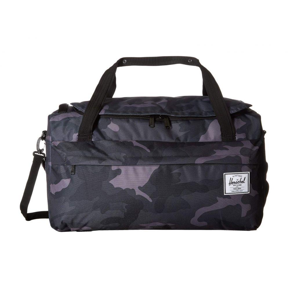 ハーシェル サプライ Herschel Supply Co. ユニセックス ボストンバッグ・ダッフルバッグ バッグ【Outfitter Luggage 50 L】Night Camo