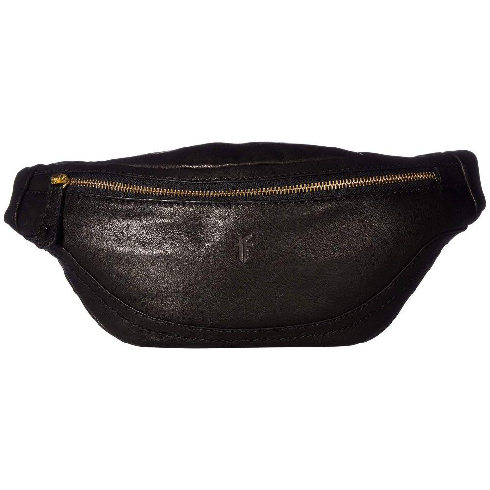 フライ Frye レディース ボディバッグ・ウエストポーチ ウエストバッグ バッグ【Madison Hip Pack】Black Soft Vintage Leather