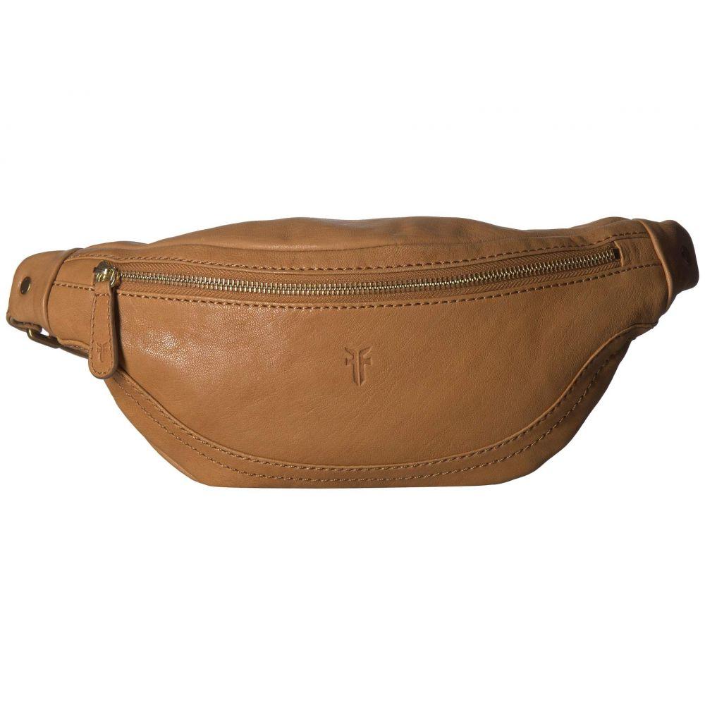 フライ Frye レディース ボディバッグ・ウエストポーチ ウエストバッグ バッグ【Madison Hip Pack】Tan Soft Vintage Leather