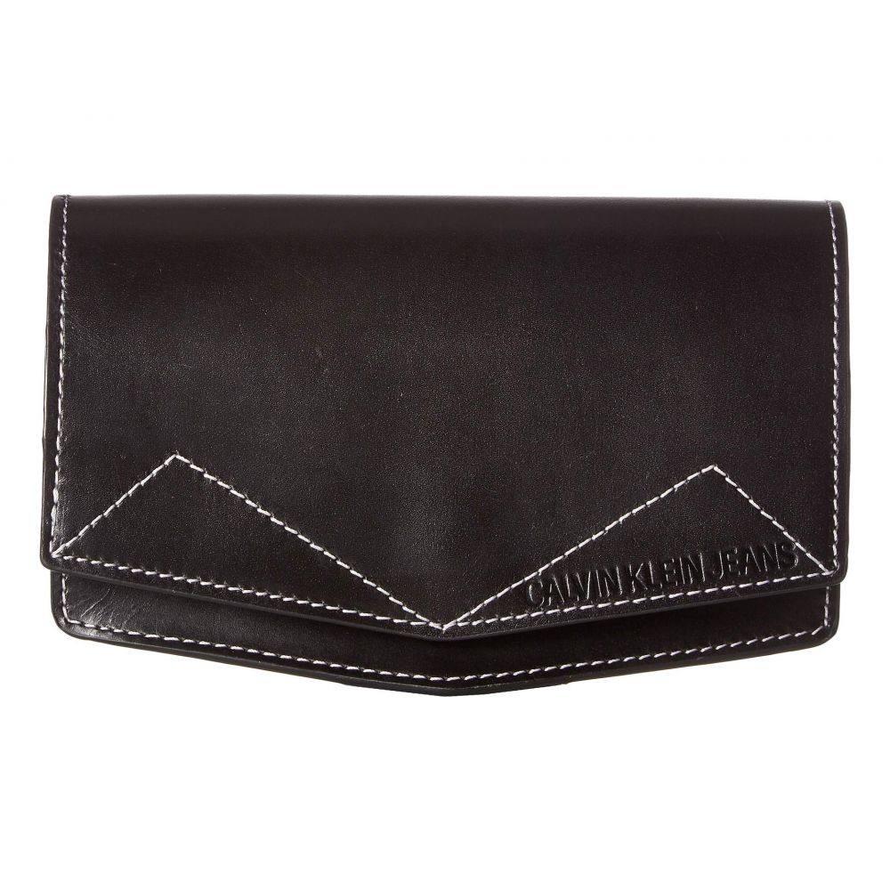カルバンクライン Calvin Klein レディース ボディバッグ・ウエストポーチ バッグ【25 mm Belt Bag】Black