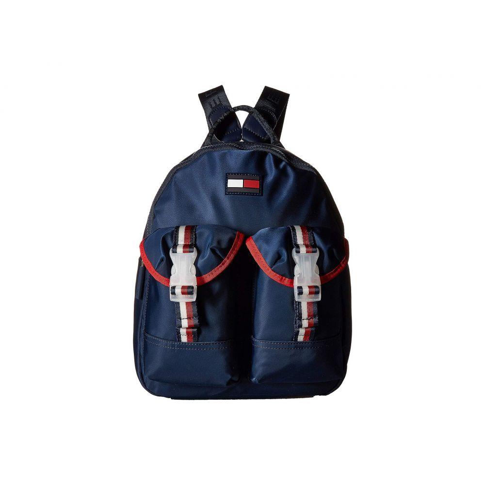 トミー ヒルフィガー Tommy Hilfiger レディース バックパック・リュック バッグ【Lola Small Backpack】Tommy Navy