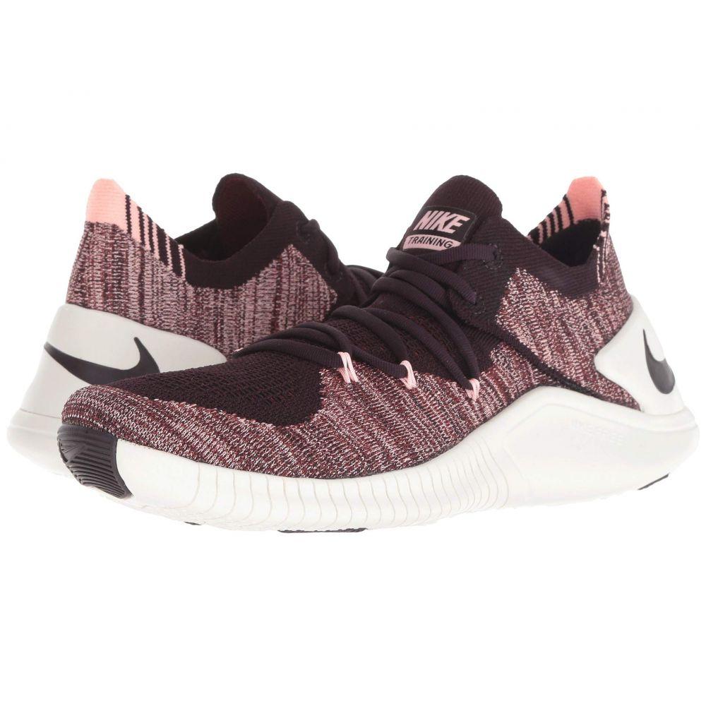 ナイキ Nike レディース スニーカー シューズ・靴【Free TR Flyknit 3】Burgundy Ash/Burgundy Ash/Pueblo Brown