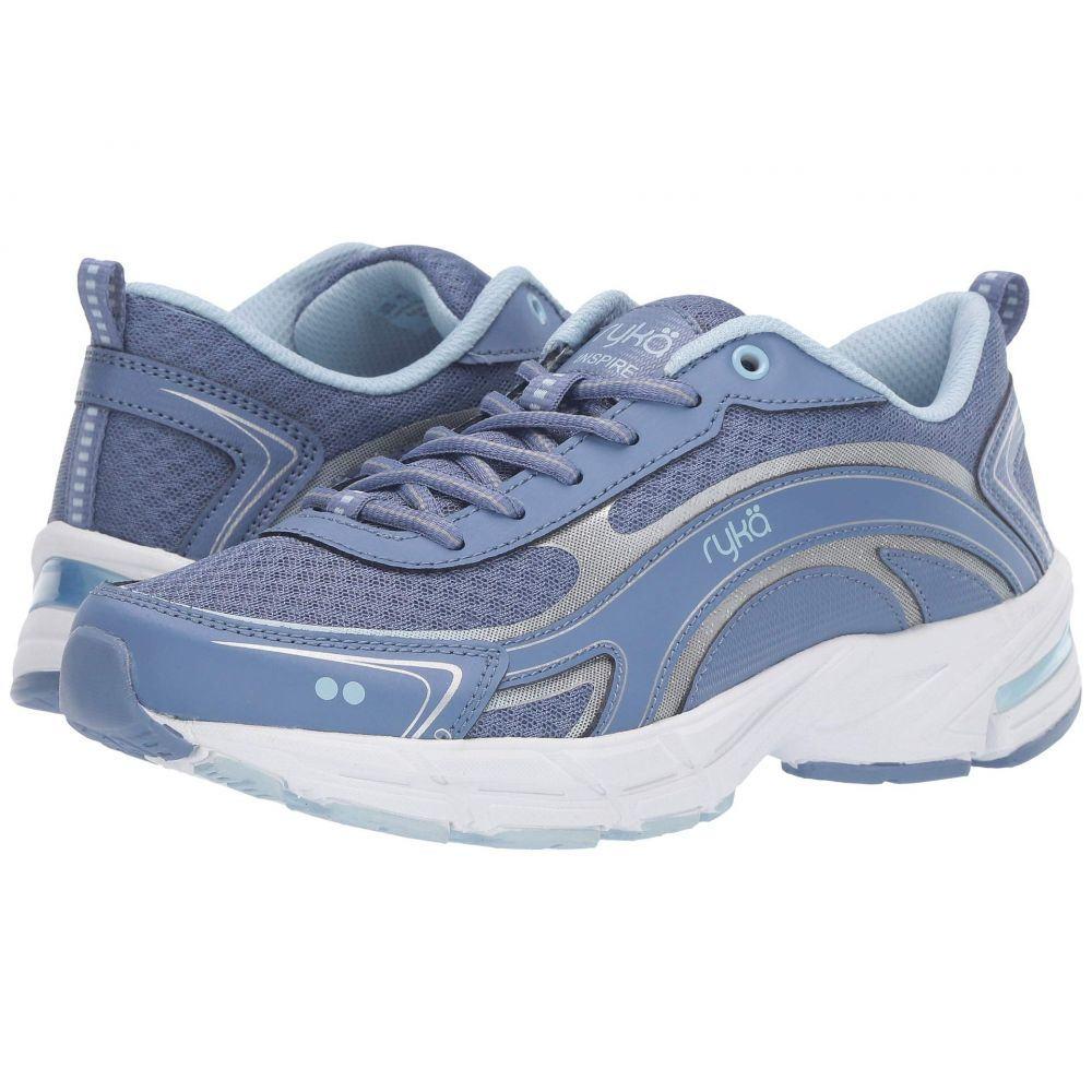 ライカ Ryka レディース スニーカー シューズ・靴【Inspire】Colony Blue