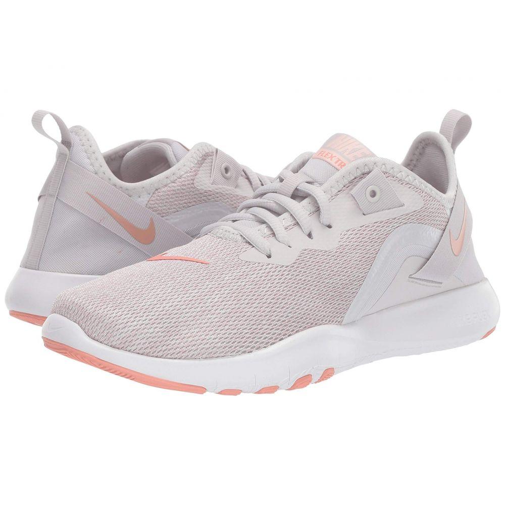 ナイキ Nike レディース スニーカー シューズ・靴【Flex TR 9】Vast Grey/Pink Quartz/Echo Pink/White