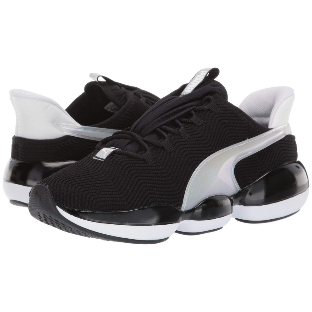 プーマ PUMA レディース スニーカー シューズ・靴【Mode XT Iridescent TZ】Puma Black/Puma White