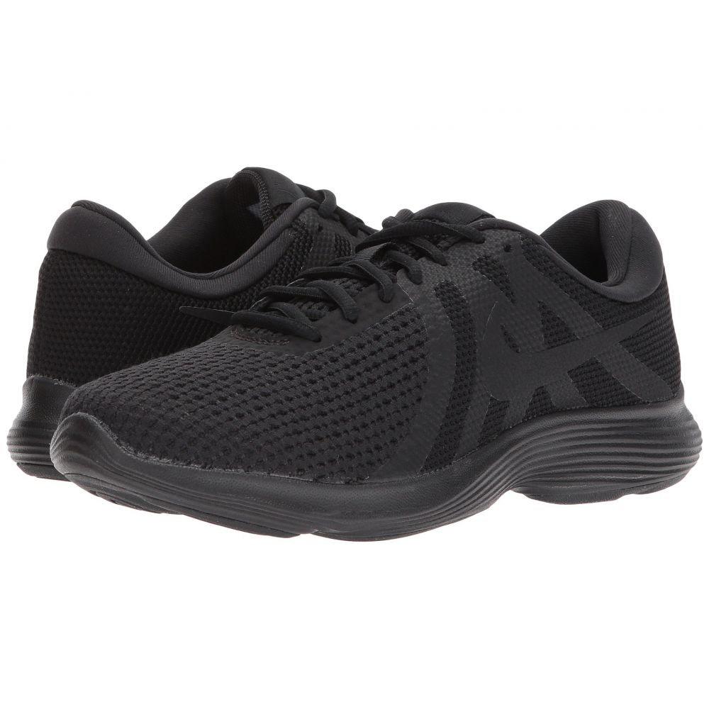 ナイキ Nike レディース ランニング・ウォーキング シューズ・靴【Revolution 4】Black/Black