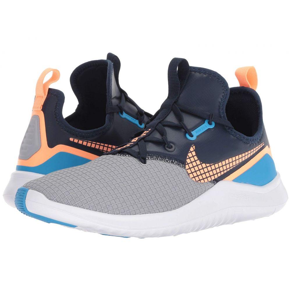 ナイキ Nike レディース スニーカー シューズ・靴【Free TR 8 Neo】Wolf Grey/Orange Pulse/Blue Glow