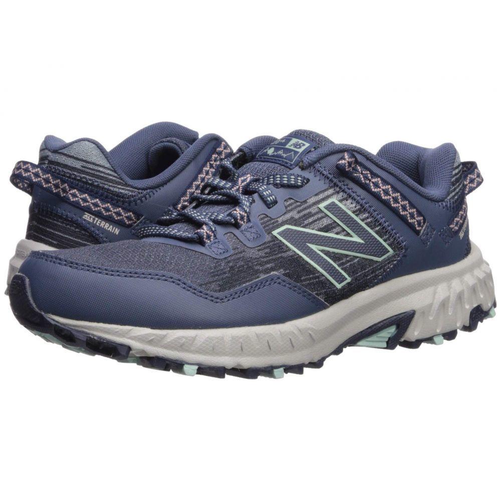 ニューバランス New Balance レディース ランニング・ウォーキング シューズ・靴【410v6】Vintage Indigo/White Peach