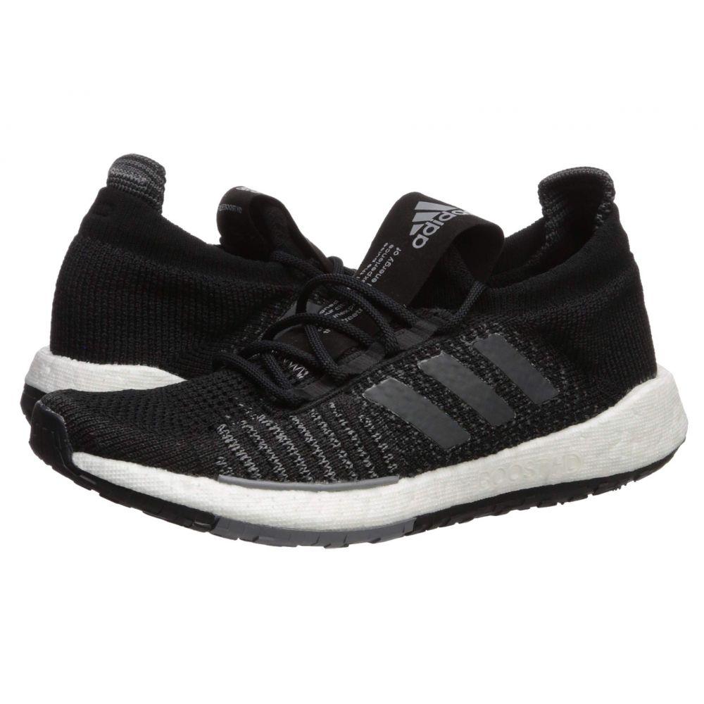 アディダス adidas Running レディース ランニング・ウォーキング シューズ・靴【PulseBOOST HD】Core Black/Grey Six/Grey Three