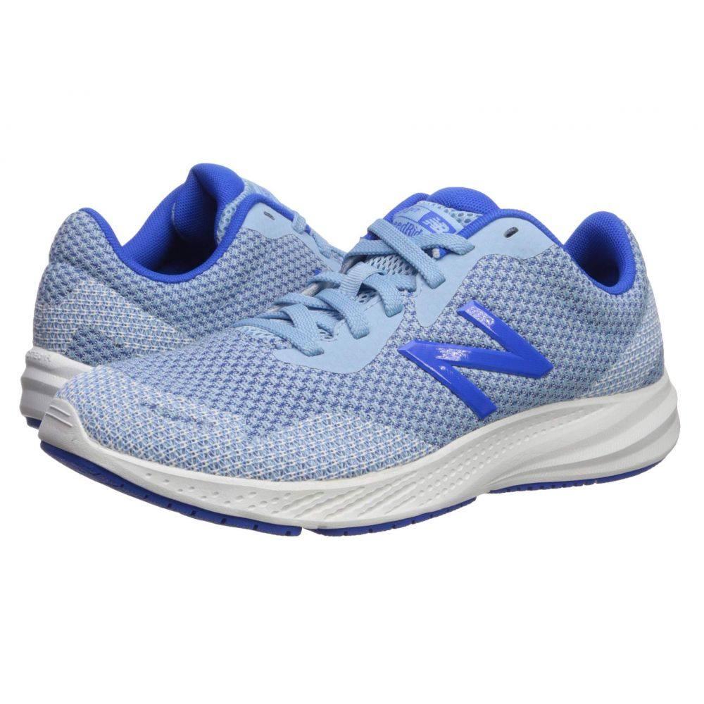 ニューバランス New Balance レディース ランニング・ウォーキング シューズ・靴【490v7】Vivid Cobalt/Summer Sky
