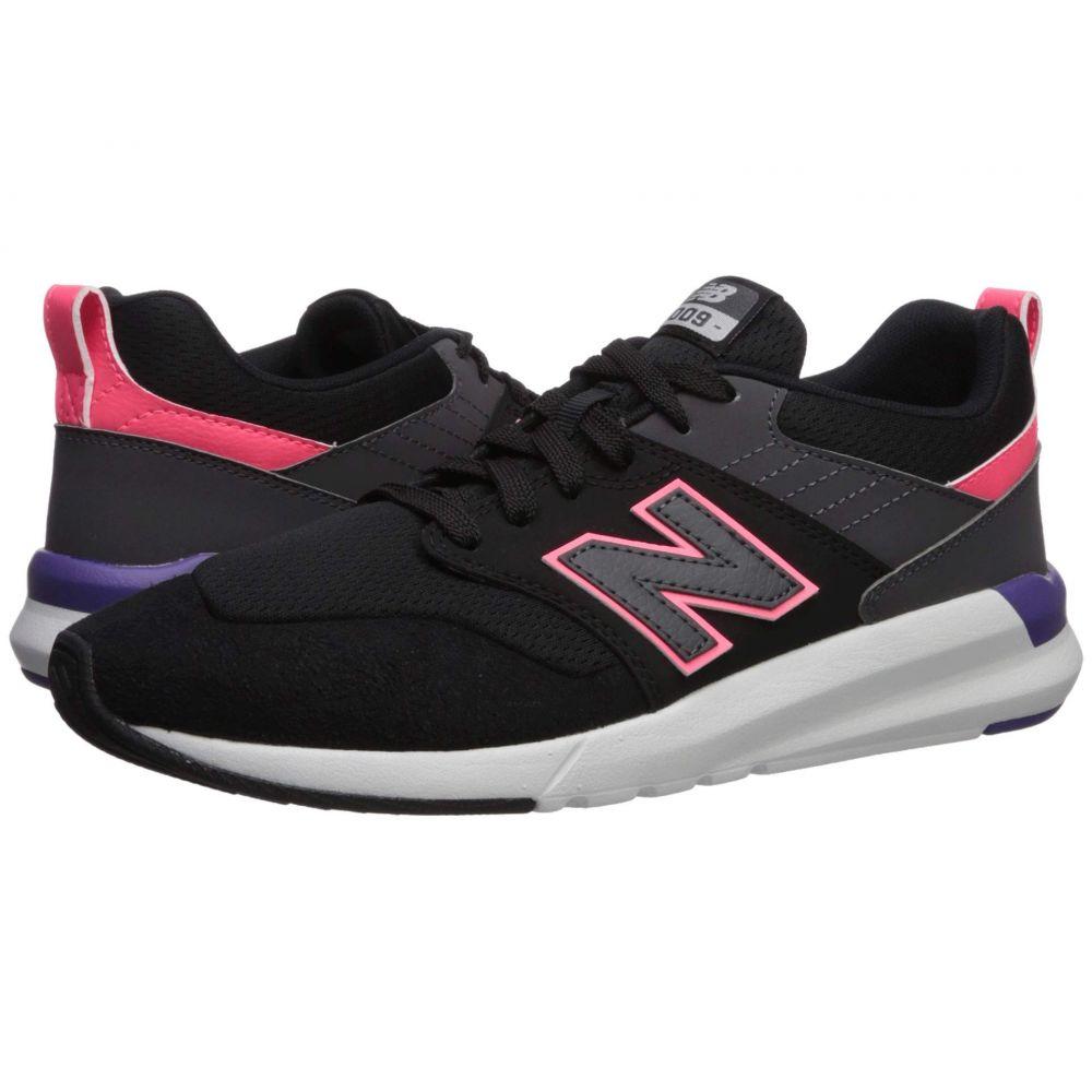 ニューバランス New Balance レディース ランニング・ウォーキング シューズ・靴【009 Modern Classic】Black/Guava