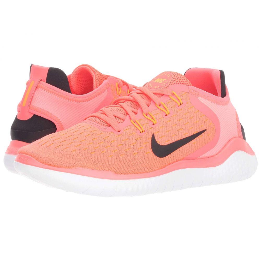 ナイキ Nike レディース ランニング・ウォーキング シューズ・靴【Free RN 2018】Flash Crimson/Black/Orange Peel/White