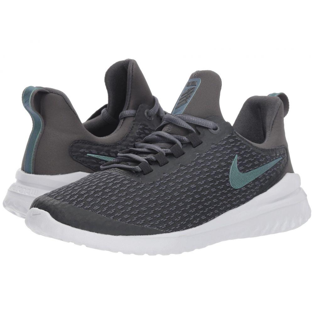 ナイキ Nike レディース ランニング・ウォーキング シューズ・靴【Renew Rival】Dark Grey/Emerald Rise/Anthracite