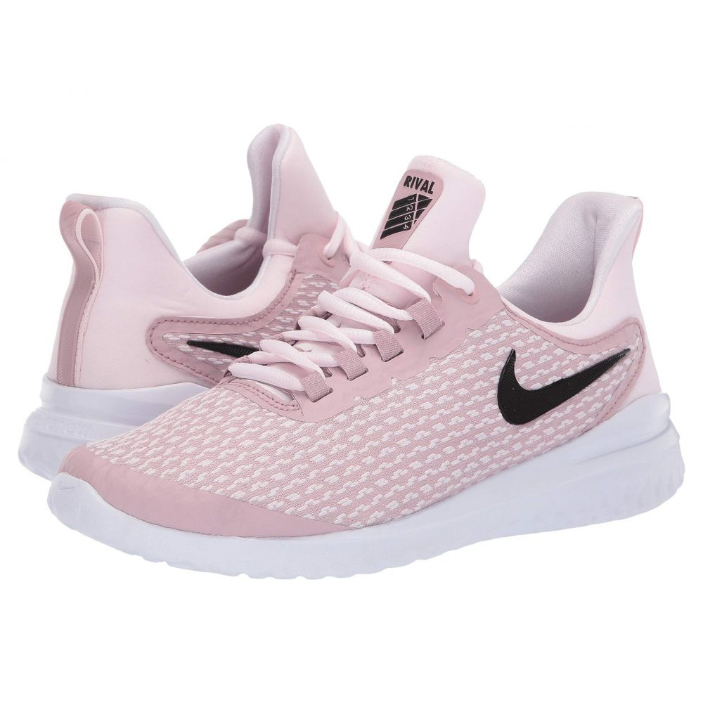ナイキ Nike レディース ランニング・ウォーキング シューズ・靴【Renew Rival】Pale Pink/Black/Plum Chalk/Vast Grey