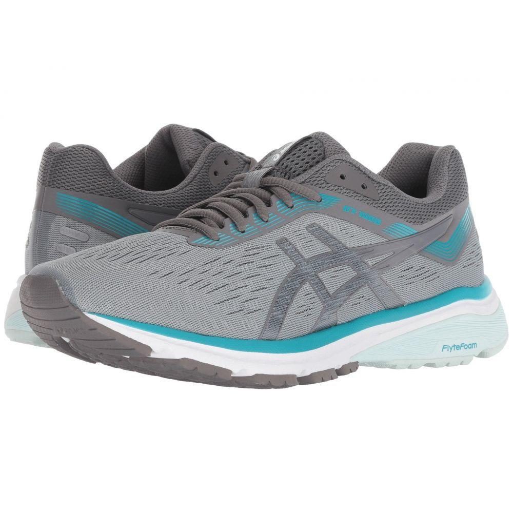 アシックス ASICS レディース ランニング・ウォーキング シューズ・靴【GT-1000 7】Stone Grey/Carbon