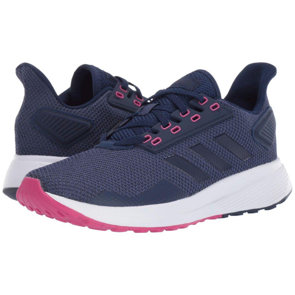 アディダス adidas Running レディース ランニング・ウォーキング シューズ・靴【Duramo 9】Dark Blue/Dark Blue/Trace Blue