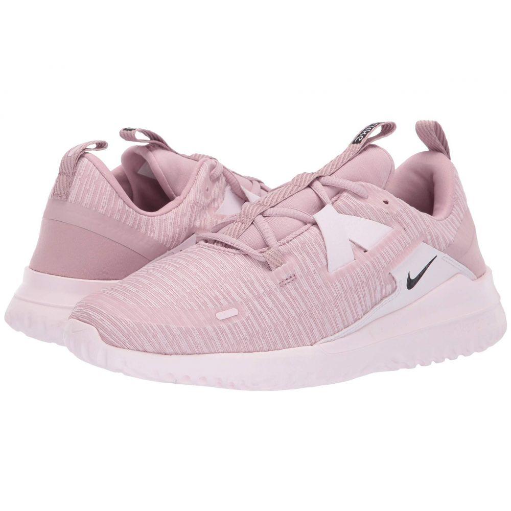 ナイキ Nike レディース ランニング・ウォーキング シューズ・靴【Renew Arena】Plum Chalk/Black/Pale Pink/Pink Foam