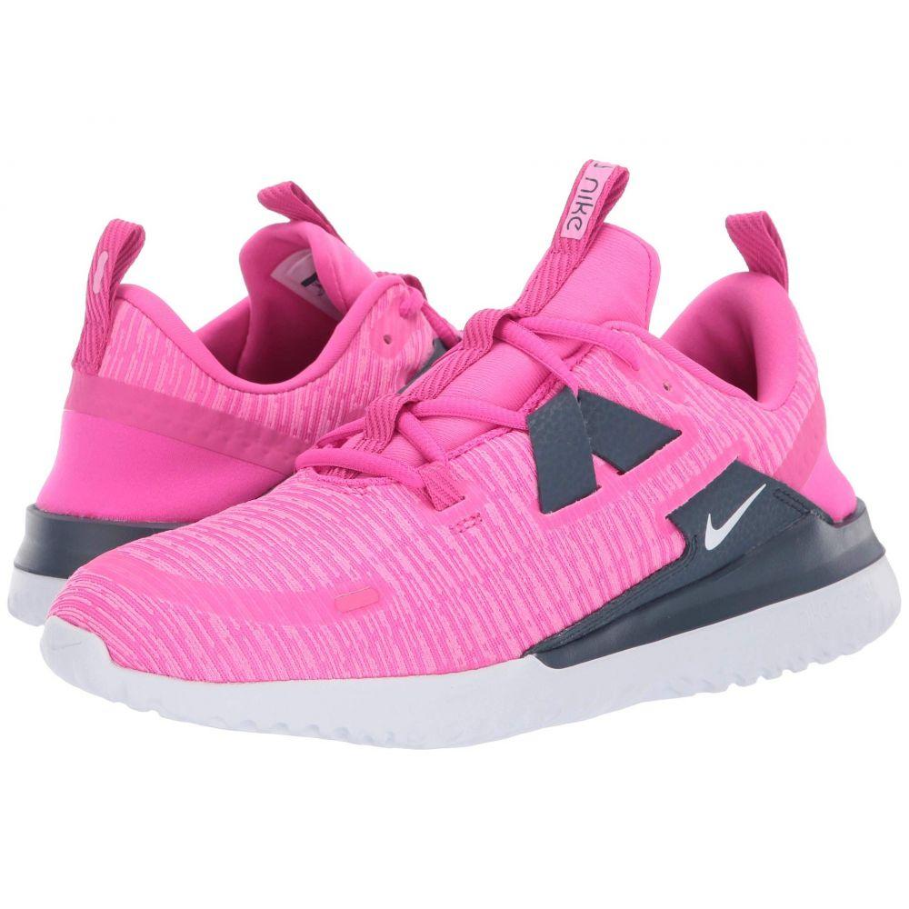 ナイキ Nike レディース ランニング・ウォーキング シューズ・靴【Renew Arena】Laser Fuchsia/White/Monsoon Blue