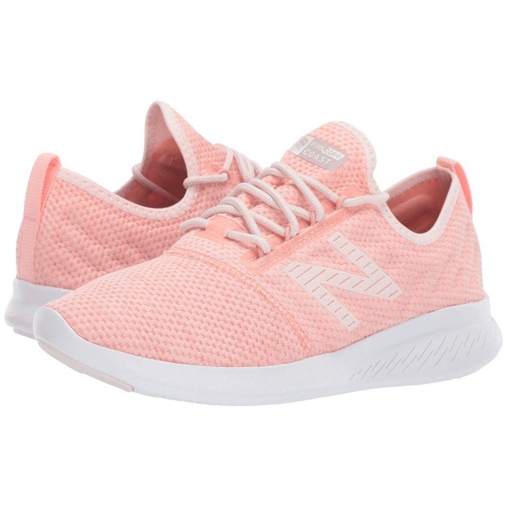 ニューバランス New Balance レディース ランニング・ウォーキング シューズ・靴【Fuel Core Coast v4】Pink Mist/White Peach