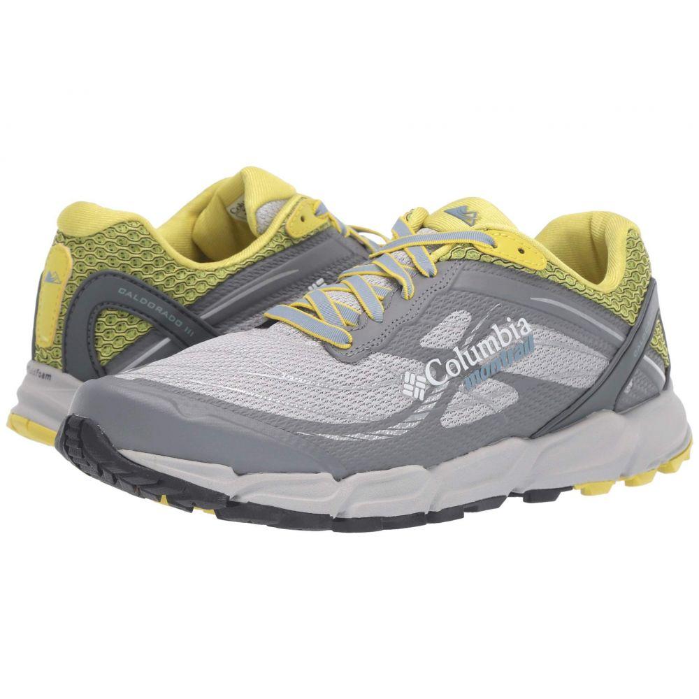 コロンビア Columbia レディース ランニング・ウォーキング シューズ・靴【Caldorado III】Slate Grey/Dark Mirage
