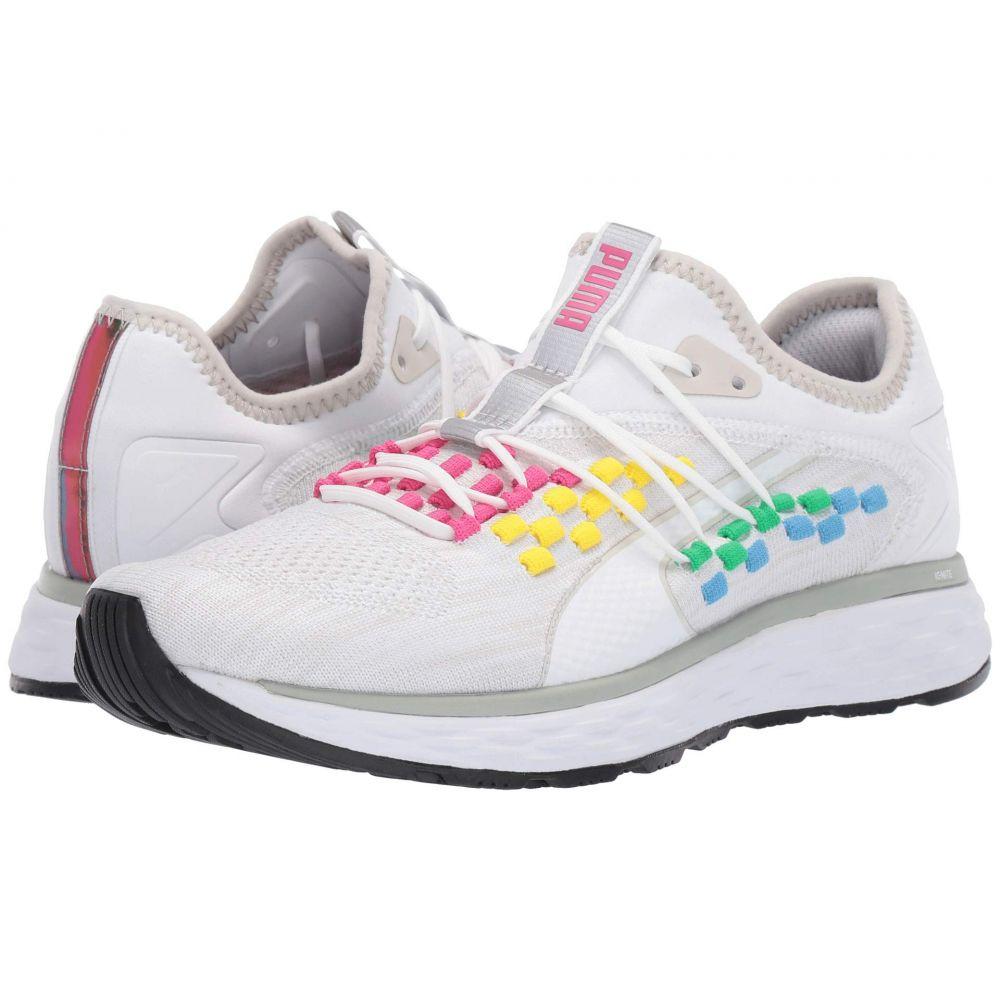 プーマ PUMA レディース ランニング・ウォーキング シューズ・靴【Speed 600 Fusefit Heat Map】PUMA White