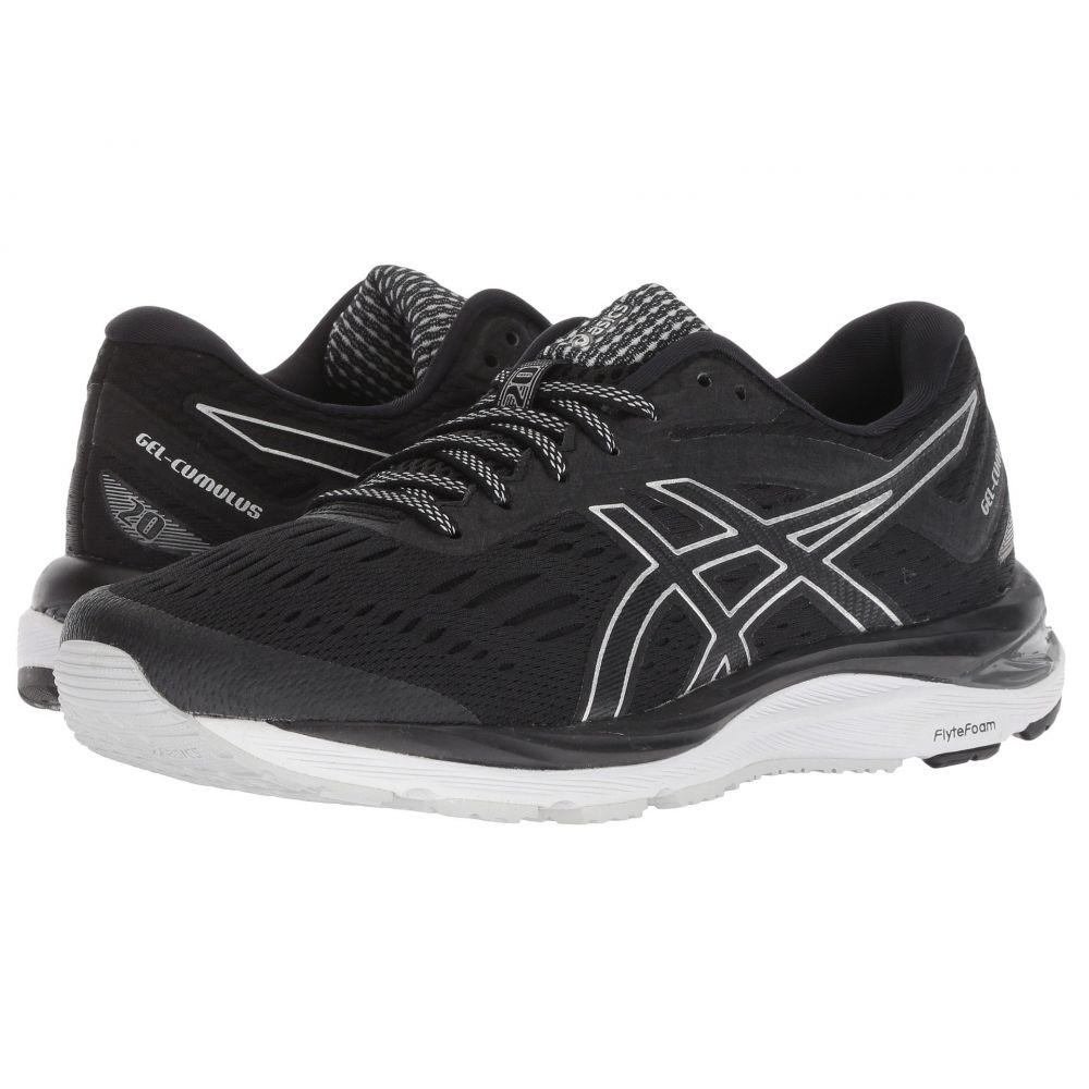 アシックス ASICS レディース ランニング・ウォーキング シューズ・靴【GEL-Cumulus 20】Black/White