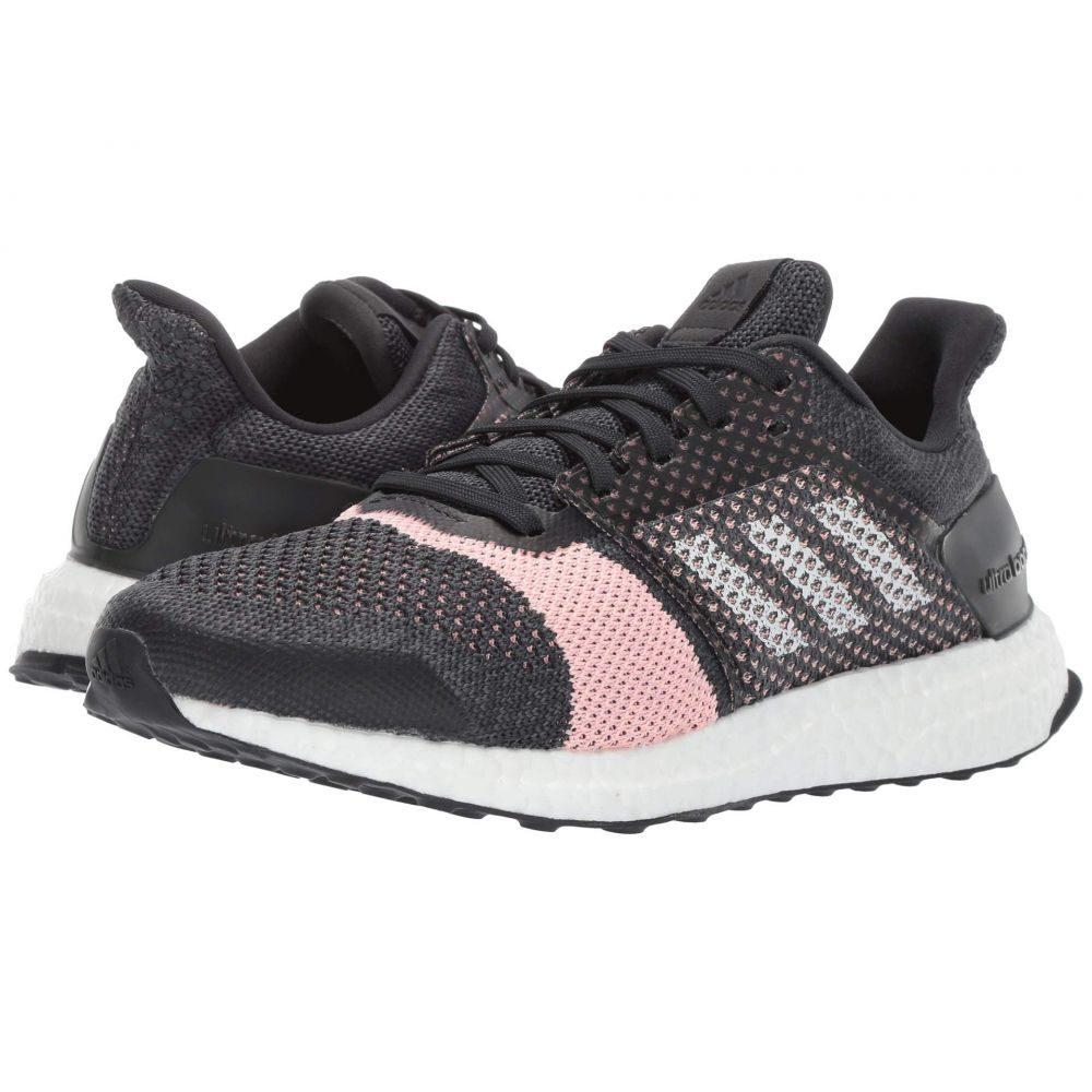 アディダス adidas Running レディース ランニング・ウォーキング シューズ・靴【UltraBOOST ST】Carbon/White/Grey